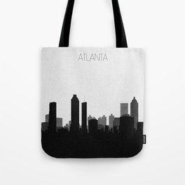 City Skylines: Atlanta Tote Bag