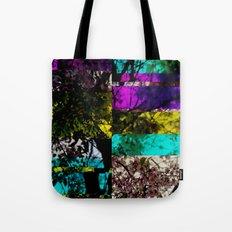 Colorbar Tote Bag