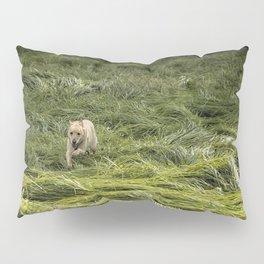 Happiness is Running Through a Field of Grass Pillow Sham