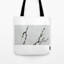 DETERIORATION OF A TWIG Tote Bag