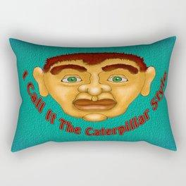 Caterpillar Style Rectangular Pillow