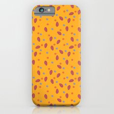 yellow dotty iPhone 6s Slim Case
