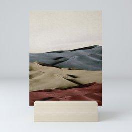 dunes 2 Mini Art Print
