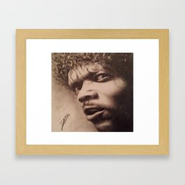 """Say what again!"" Framed Art Print"