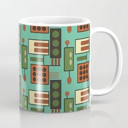 Retro Geodesic Coffee Mug