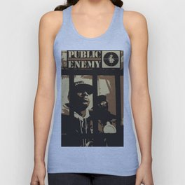 Public Enemy: 1988 Unisex Tank Top