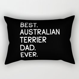 Australian Terrier Rectangular Pillow