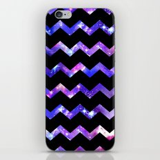 Chevron Galaxy iPhone & iPod Skin