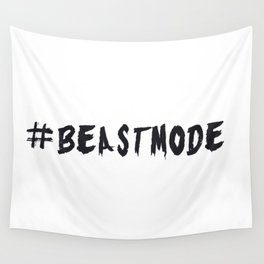 # BEASTMODE - Motivation Wall Tapestry