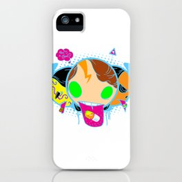 Drugeaters iPhone Case
