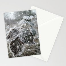 Ice cold beauty Stationery Cards