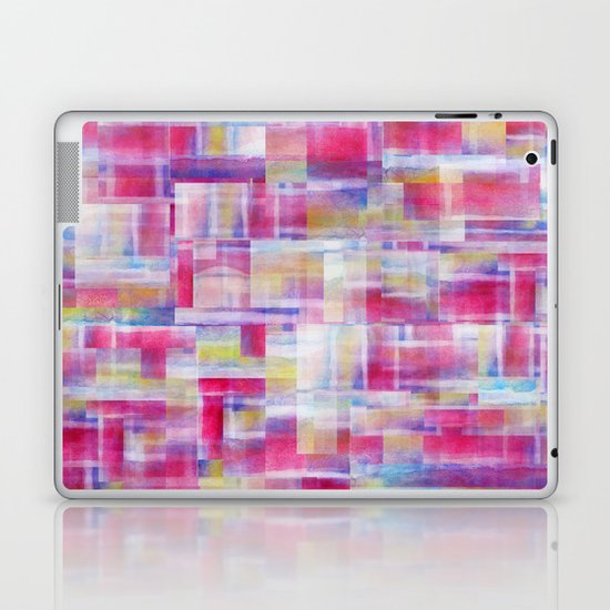 Separator (Skein I Remix) Laptop & iPad Skin
