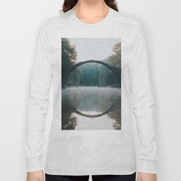 The Devil's Bridge - Landscape and Nature Photography Long Sleeve T-shirt