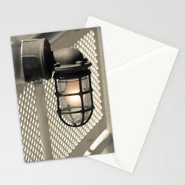 Deck Light Stationery Cards
