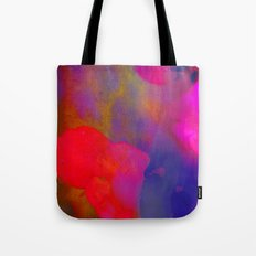 She Always Colored Outside the Lines Tote Bag