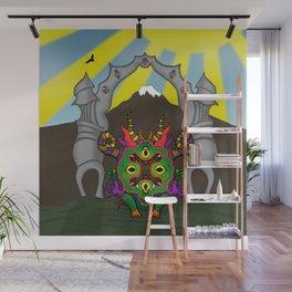 Zen Demon Wall Mural