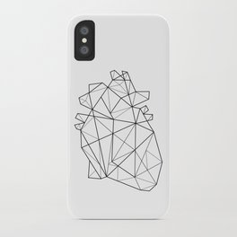 Origami Heart iPhone Case