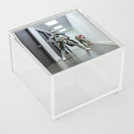 Rexin Power Stance Acrylic Box