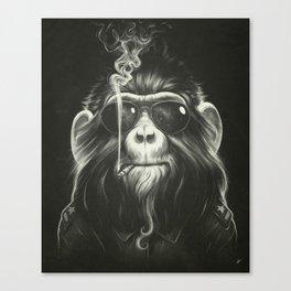 Smoke 'Em If You Got 'Em Canvas Print