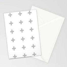 +++ (Gray) Stationery Cards
