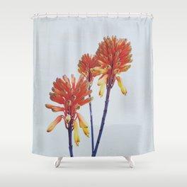 Fire sticks Shower Curtain