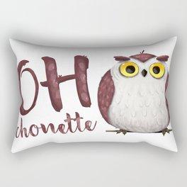 Oh chouette ! Rectangular Pillow