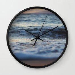 Seafoam Wall Clock