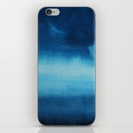 Indigo Ocean Dreams iPhone Skin