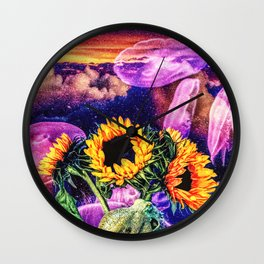 Intuitive Hope Wall Clock