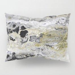 Fluid Lace Pillow Sham