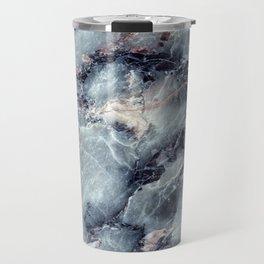 Blue Bayou Marble Travel Mug