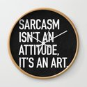 Sarcasm isn't an attitude, it's an art by textboy