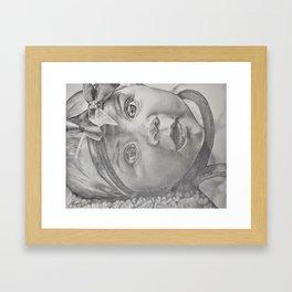 Grandbaby Framed Art Print