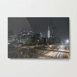 One World Tower - New York, USA Metal Print