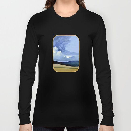 The Front Long Sleeve T-shirt