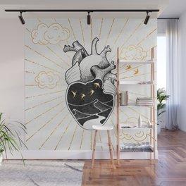 Desert Heart Inktober :: More Magick Wall Mural