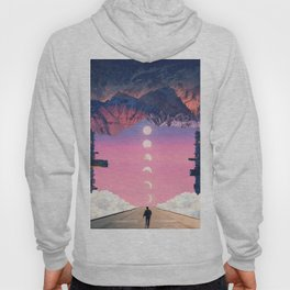 LOST // TRAPPED IN MY MIND Hoody