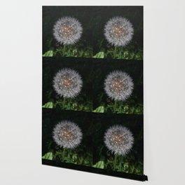 A Child's Flower Wallpaper