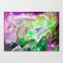 Surplage Canvas Print