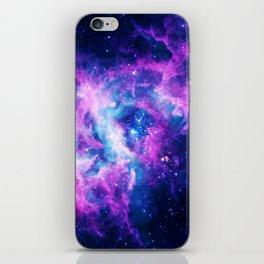 Dream Of Nebula Galaxy iPhone Skin