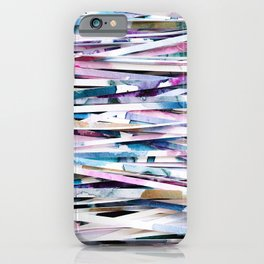 Dreamcatcher Abstract Painted Paper Photograph iPhone Case