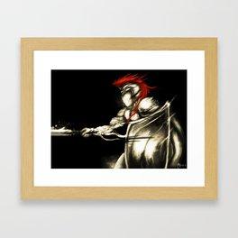 Light's General V.2 Framed Art Print