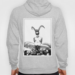 asc 626 - L'unicorne mâle (The performers II) Hoody