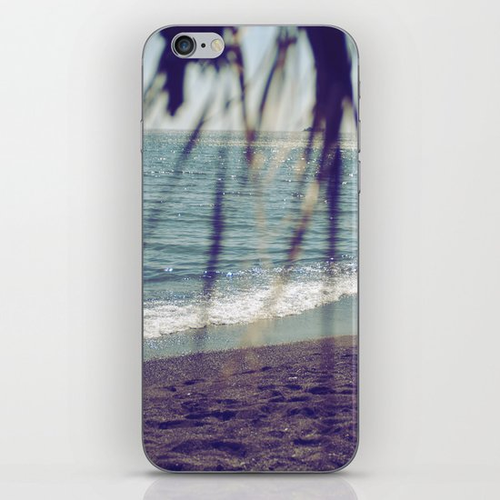 Turquoise Bliss iPhone & iPod Skin