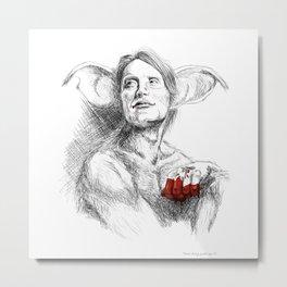 Mogwai!Hannibal Metal Print