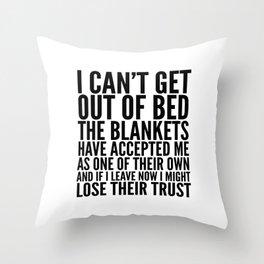 Humor Throw Pillows Society6