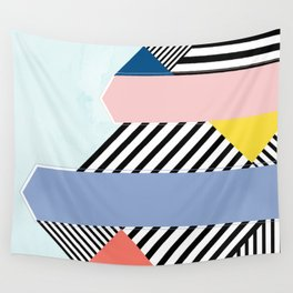 Pantone Colors of the Year 2016  Wall Tapestry