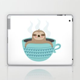 Sloth In A Cup Laptop & iPad Skin