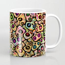 Calaveras del Día de los Muertos. Coffee Mug