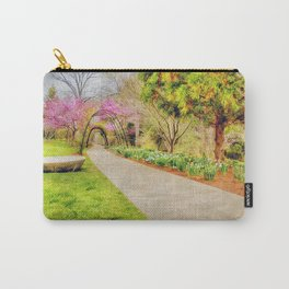Beautiful Spring Carry-All Pouch
